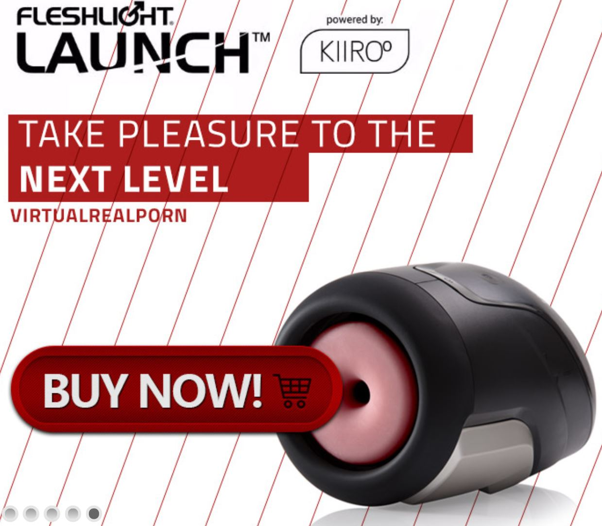 Fleshlight Launch Kirroo
